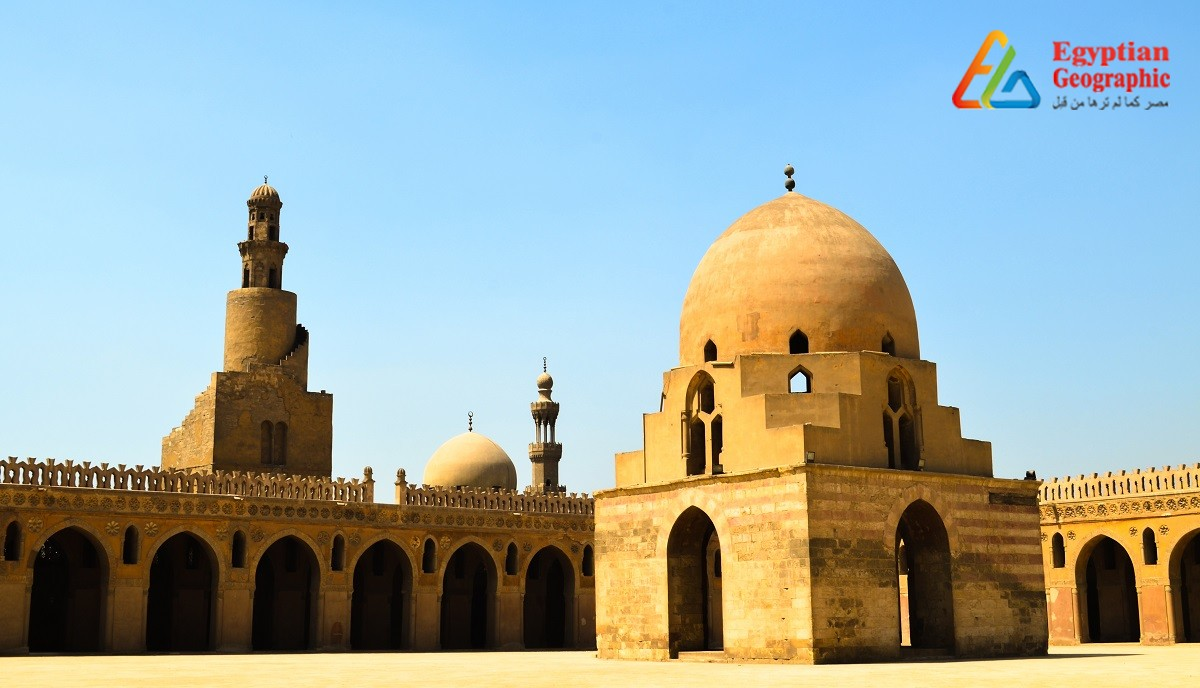CMosque of Ibn Tulun: Cairo's Oldest and Largest Mosque