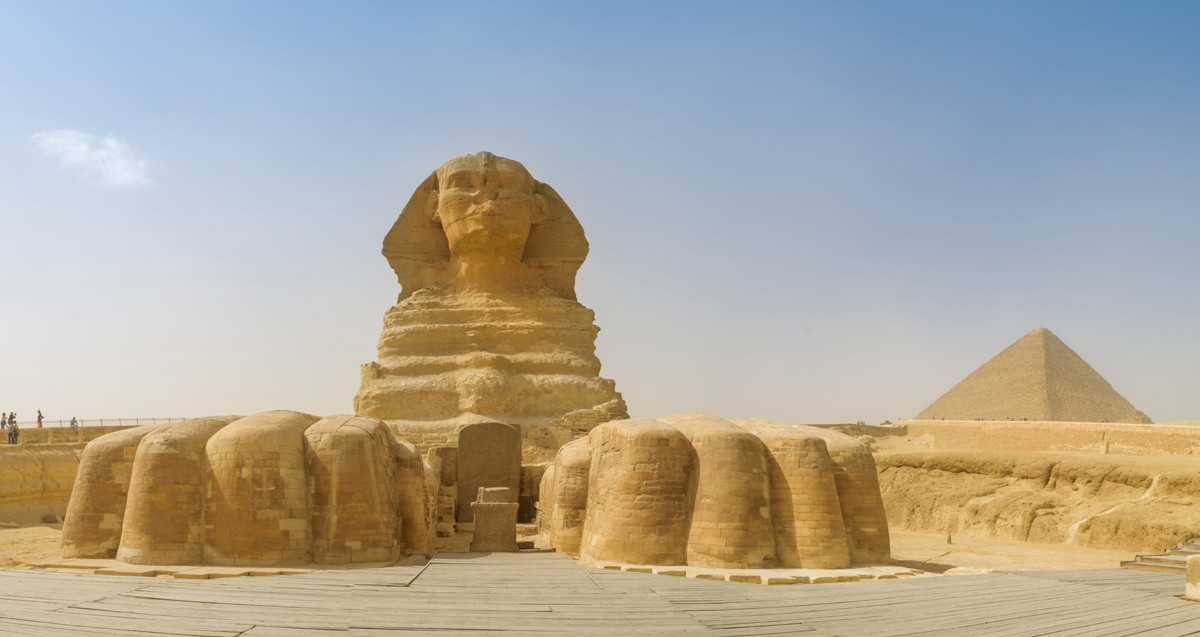 Egypt tops the list of the richest countries in history