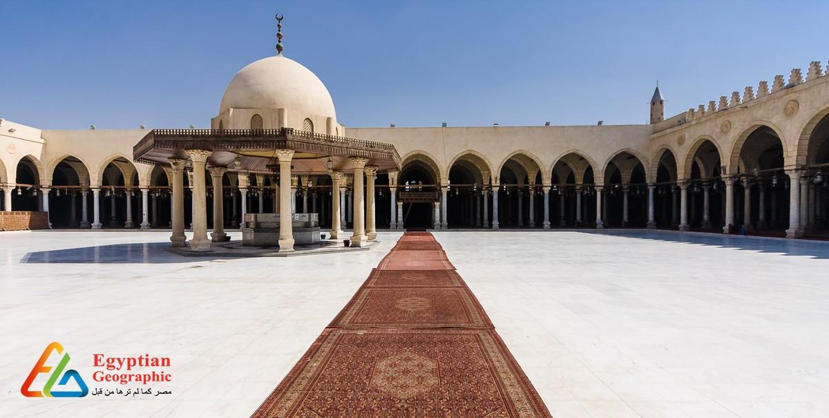 Cعمرو بن العاص.. الجامع العتيق أول مسجد بُني بالقاهرة