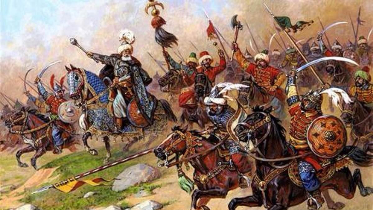 1800 مصري شيدو حاضرة الدولة العثمانية منذ خمسة قرون