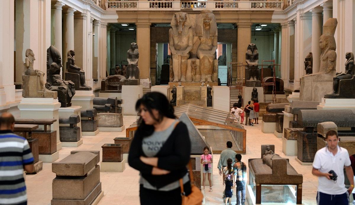 مليون قطعة أثرية مصرية تزين أكبر 40 متحفا حول العالم