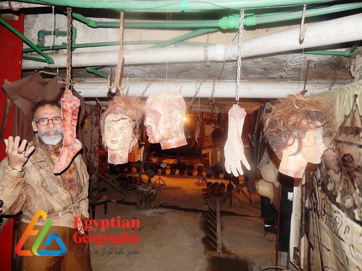 أول متحف للتعذيب في مصر