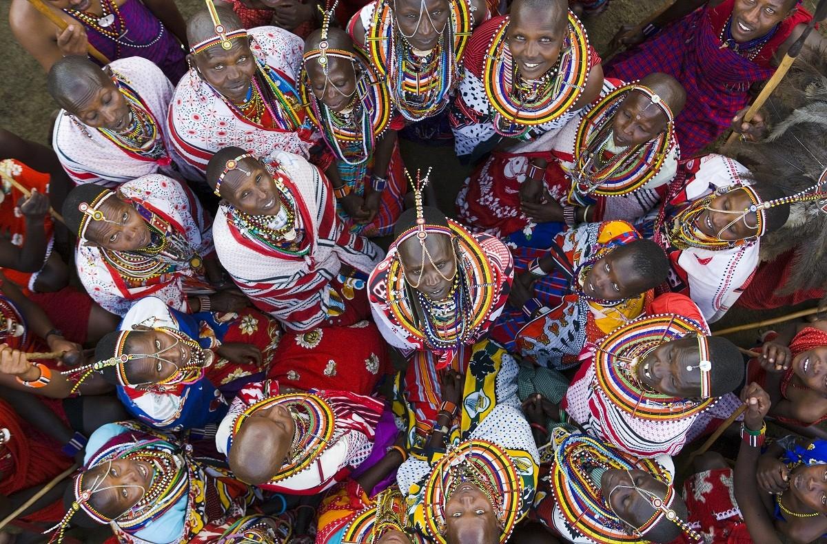 قبائل الماساي يتحدون الزمن