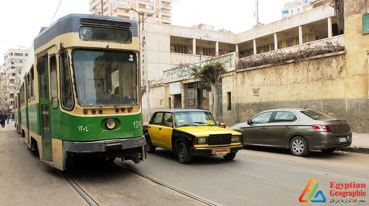 Alexandria tramway