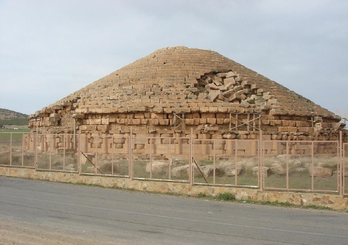 Algeria`s pyramids