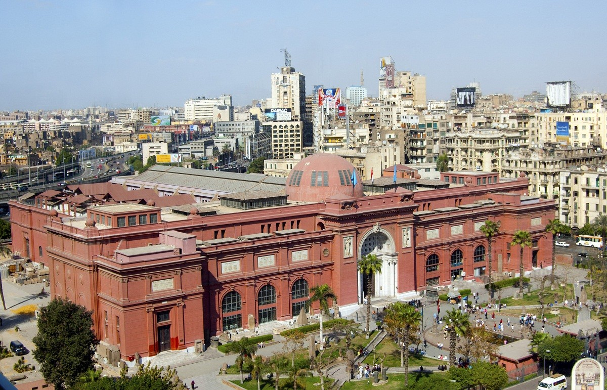 The Egyptian Museum   an Undiscovered Store Full of Secrets