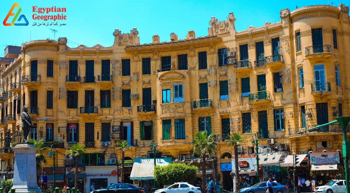 القاهرة الخديوية باريس الشرق