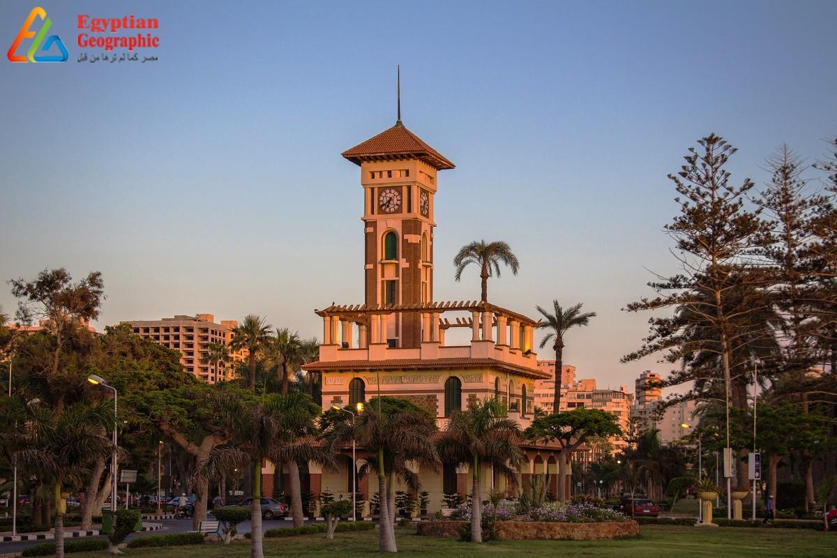حدائق قصر المنتزة