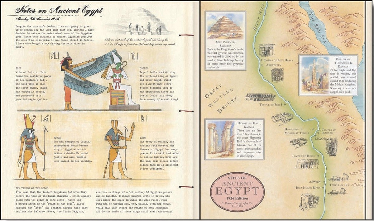 العالم الفرنسي شامبليون وأحد صفحات علم المصريات