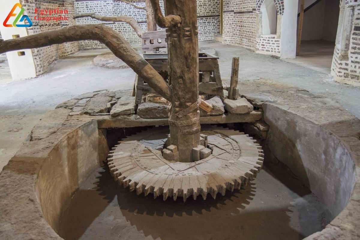 طاحوبة أبو شاهين الأثرية