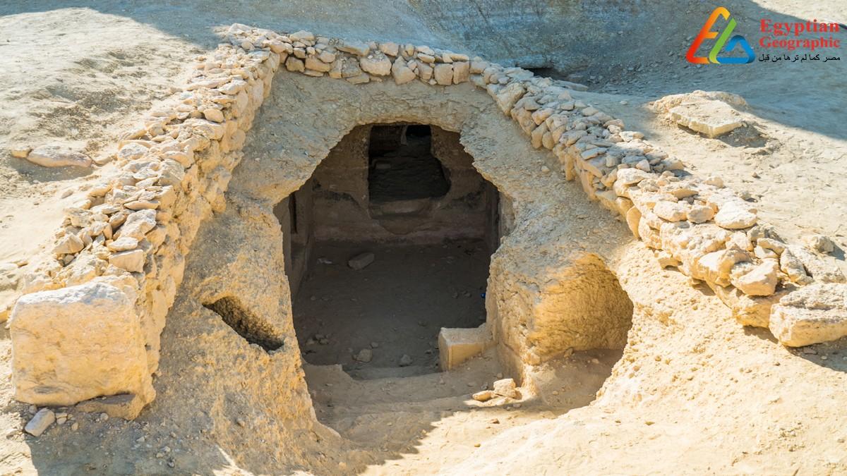 مدخل جبل الموتي
