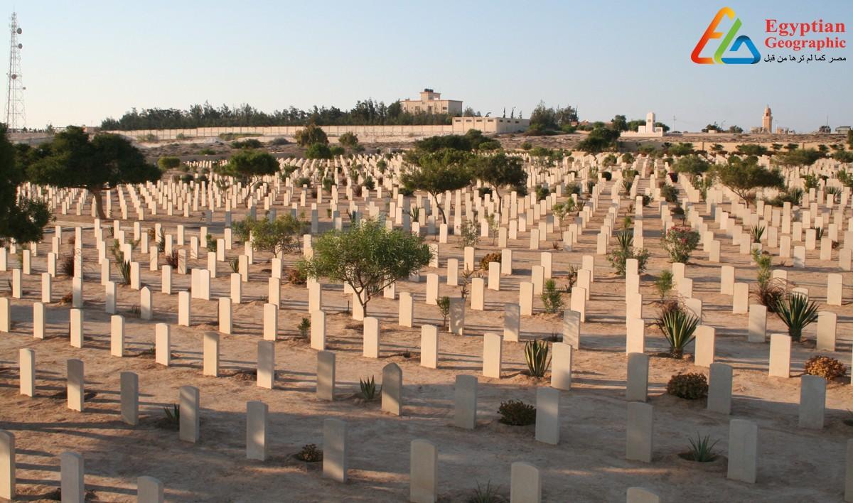Alamein Memorial