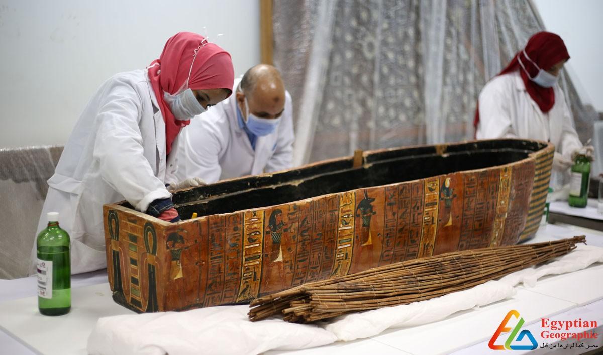 متحف الحضارة المصرية بالفسطاط