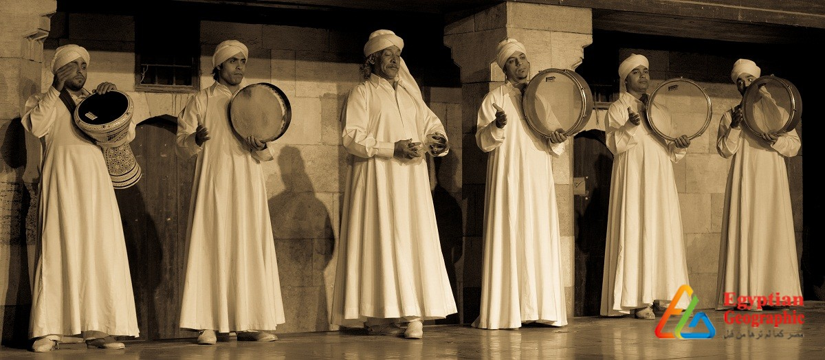 Tannoura Dance'.. 7 centuries of Sufi Dance